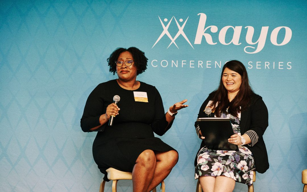 It's a Wrap: A Recap of the Kayo Women's Energy Summit 2019