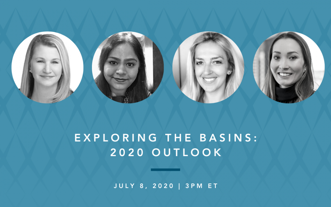 Exploring the Basins: 2020 Outlook