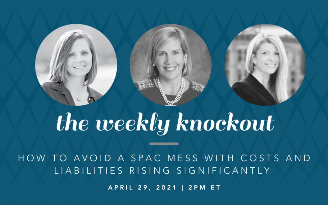 How to Avoid a SPAC Mess with Costs and Liabilities Rising Significantly