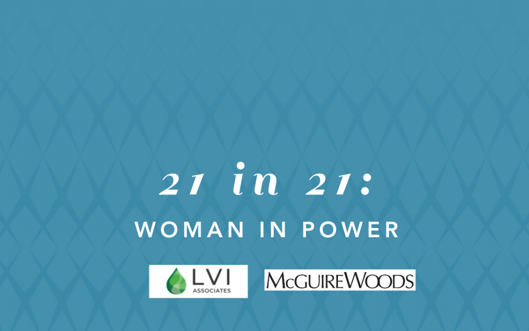 Top 21 in 21: Women in Power