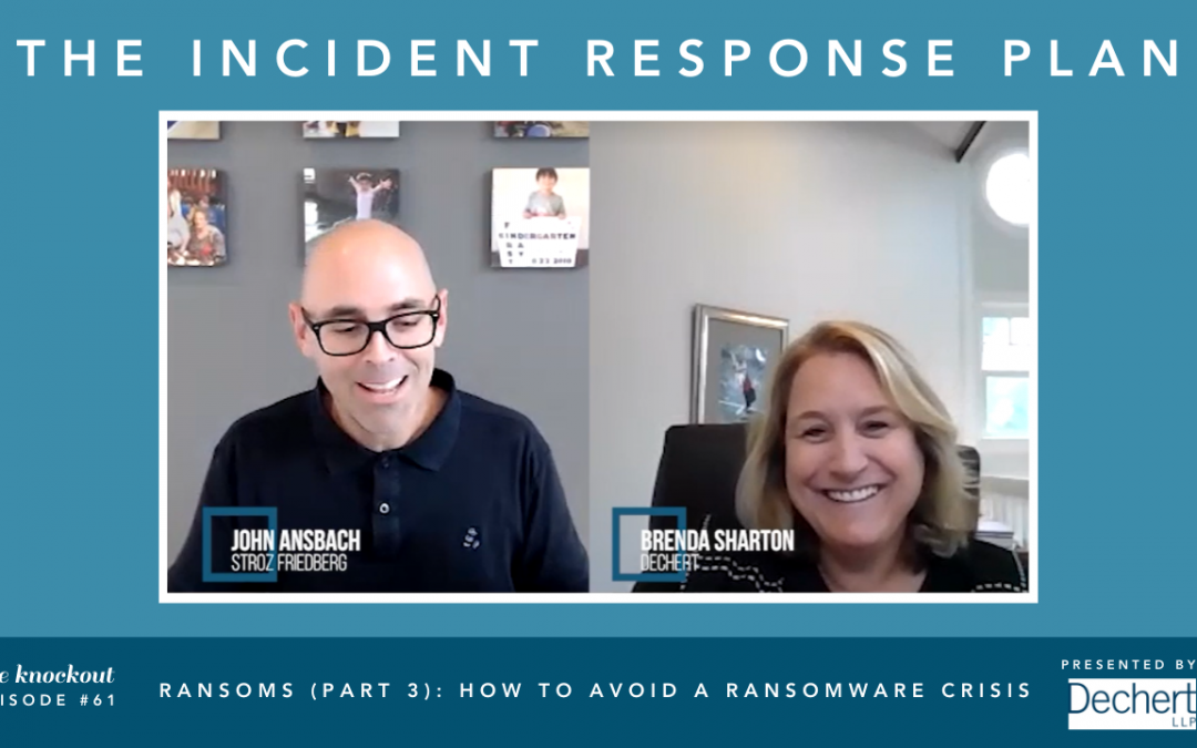 Ransoms (Part 3): How to Avoid a Ransomware Crisis