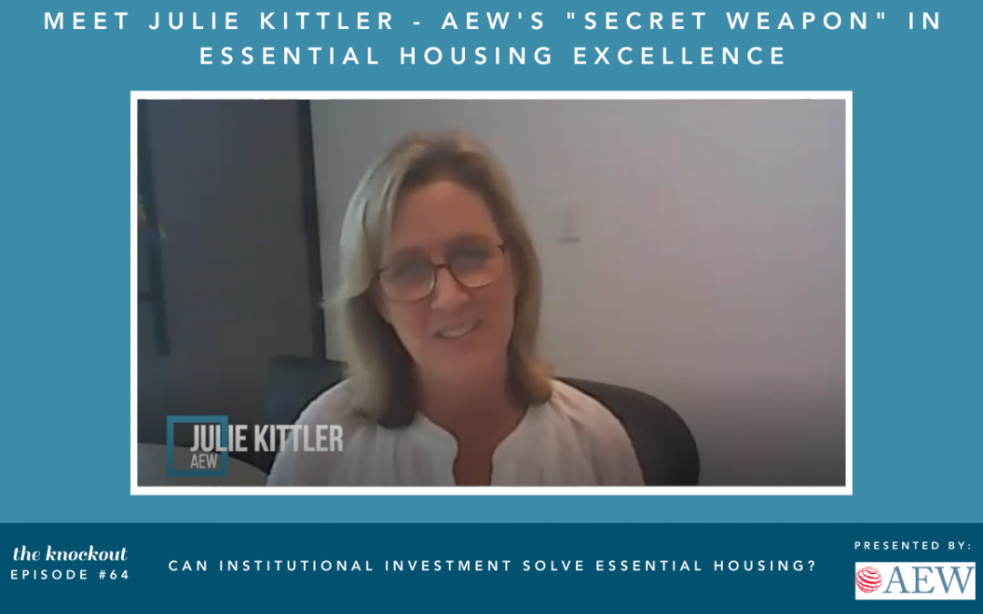 Can Institutional Investment Solve Essential Housing